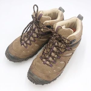 Merrell Continuum Ortholite Hiking Boots